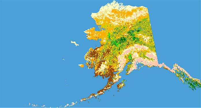 Map and analyze raster data in R | Technical Tidbits From